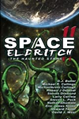 Space Eldritch II: The Haunted Stars Paperback