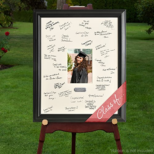 (Personalized Anniversary Signature Frame)