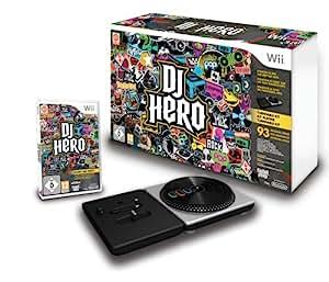 DJ Hero - Turntable Kit (Wii) [Importación inglesa]