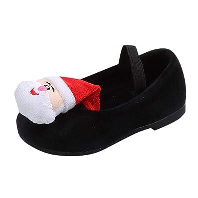 bdcbcd637aefd Rawdah  Princesse Chaud Chaussures Sneakers Enfants Bébé Infant Toddler  Filles De Noël Santa Xmas Chaussures