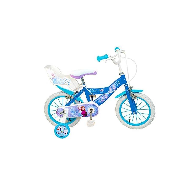 TOIMSA- Frozen Bicicleta con Pedales, 90.9 x 48.0 x 19.1 (683)