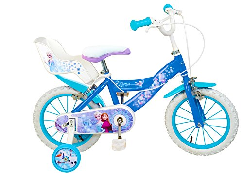 Frozen - Bicicleta