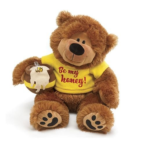 Bee Bear Honey (Be My Honey Bear 17