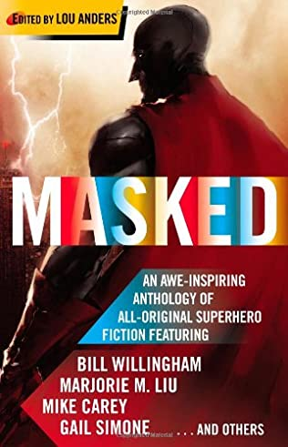 book cover of Masked