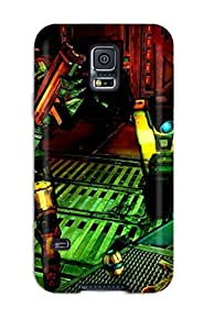 Premium Tpu New Vault Hunters Cover Skin For Galaxy S5