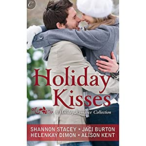 Holiday Kisses Audiobook