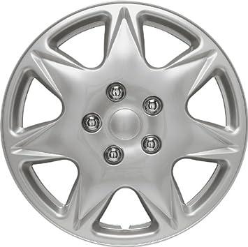 Autostyle KT 915-S Set California cquer - Tapacubos (4 unidades): Amazon.es: Coche y moto