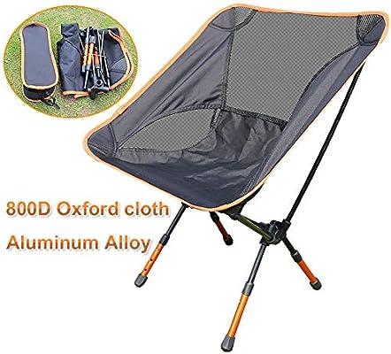 Amazon.com: LFJXBF Chairs for Beach Chairs Kamp Sandalyesi ...