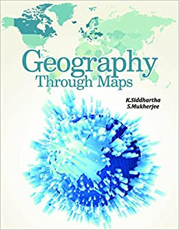 Geography Through Maps Buy Geography Through Maps Book Online at Low Prices in India