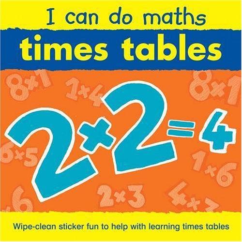 Read Online I Can Do Maths Times Tables pdf epub