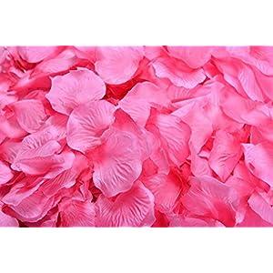 La Tartelette Silk Rose Petals Wedding Flower Decoration 4