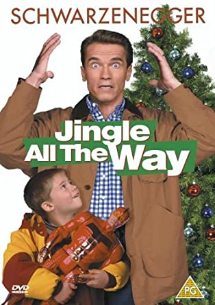 Image Unavailable. Image not available for. Color: Jingle All the Way