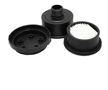 Wl026100Av Campbell Hausfeld compresor de aire filtro de aire: Amazon.es: Bricolaje y herramientas