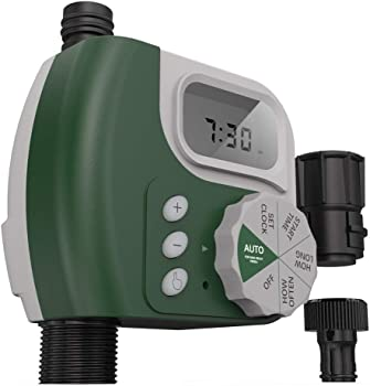Buteny Single Outlet Hose Faucet Timer