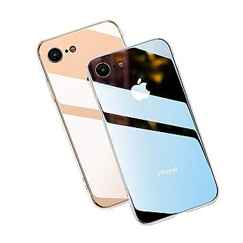 634fcf1e5 【JEKASU】iPhone7ケース/iPhone8ケース [TPUバンパー+背面プレキシガラス(プラスチック
