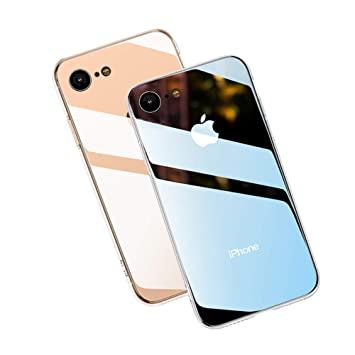 2957a55d785ed1 Amazon | 【JEKASU】iPhone7ケース/iPhone8ケース [TPUバンパー+背面 ...
