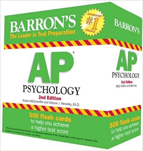 Help with my AP Psychology essay?