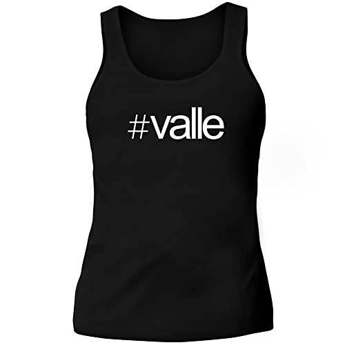 Idakoos Hashtag Valle - Città del Mondo - Canotta Donna