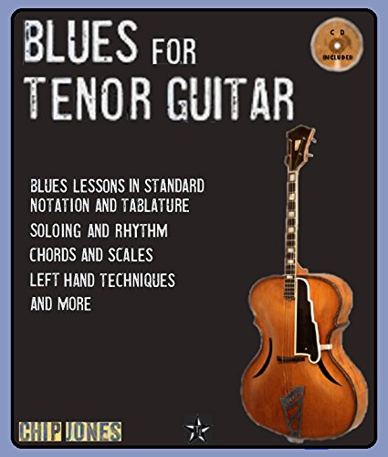 Blues For Tenor Guitar Book With Cd Amazon Books
