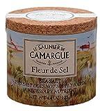 Fleur de Sel de Camargue French sea salt 125 g 4.4 oz, Six