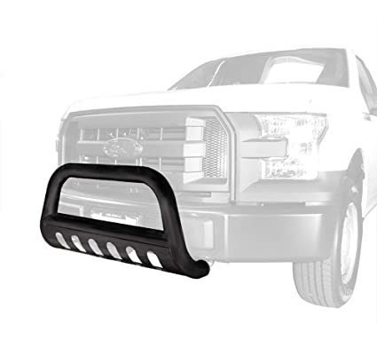 Tyger Auto Premium 3inch Black Bull Bar Fits 2004 2017 Ford F150 Excl Heritage Edition 2003 2017 Ford Expedition