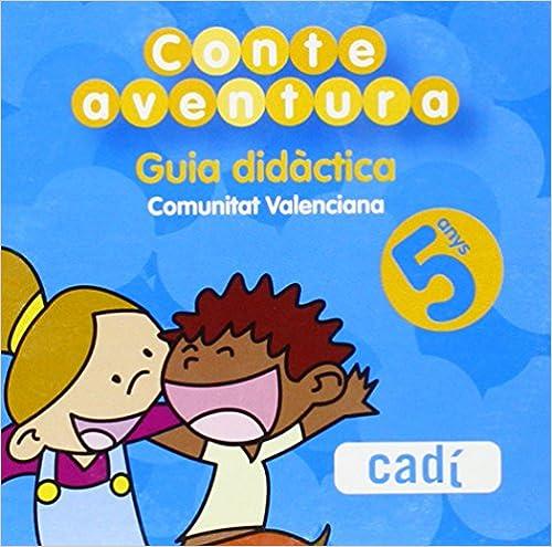 Libros en línea gratis descargar libros electrónicos Conteaventura 5 anys. Guia didáctica. Comunitat Valenciana: Educación Infantil PDF