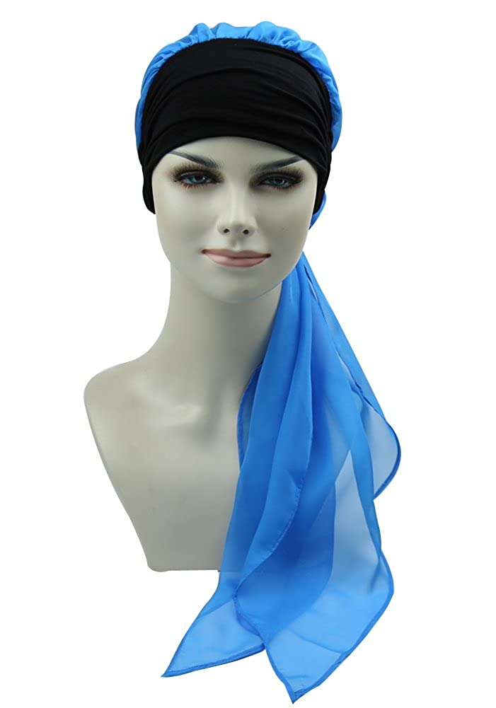 FocusCare Chemo Headwear Headwrap Scarf Cancer Caps Gifts for Hair Loss Women Yayuan