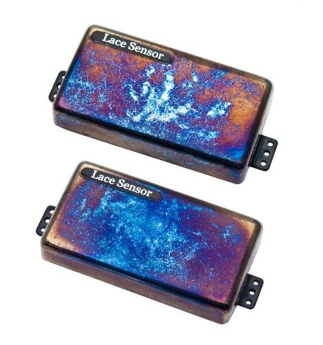 Lace Electric Pickup (Lace 33062 Finger Burners Humbucker Set)