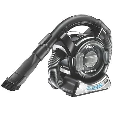 BLACK+DECKER BDH2000FL 20-Volt Max Lithium Ion Flex Vacuum