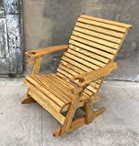 Birch Grove Wood Outdoor Rocker