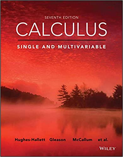 calculus single and multivariable 7th edition 7 deborah hughes