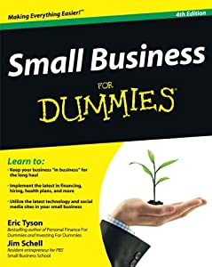 Small Business For Dummies from For Dummies