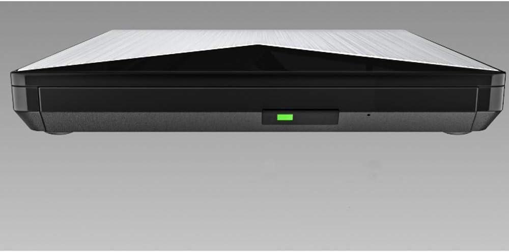 CHUXIANGJIAN Peripheral Optical Drive External CD Drive,USB 3.0 Portable CD DVD+//-RW Drive Slim DVD//CD Burner Writer,High Speed Data Transfer for Laptop//Desktops
