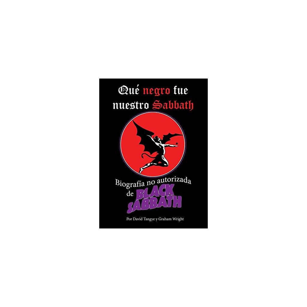 Biografía no autorizada de Black Sabbath