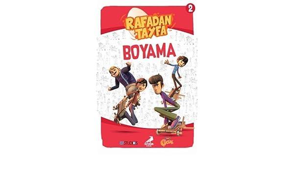 Boyama 2 Rafadan Tayfa Collective 9786053499596 Amazon Com Books