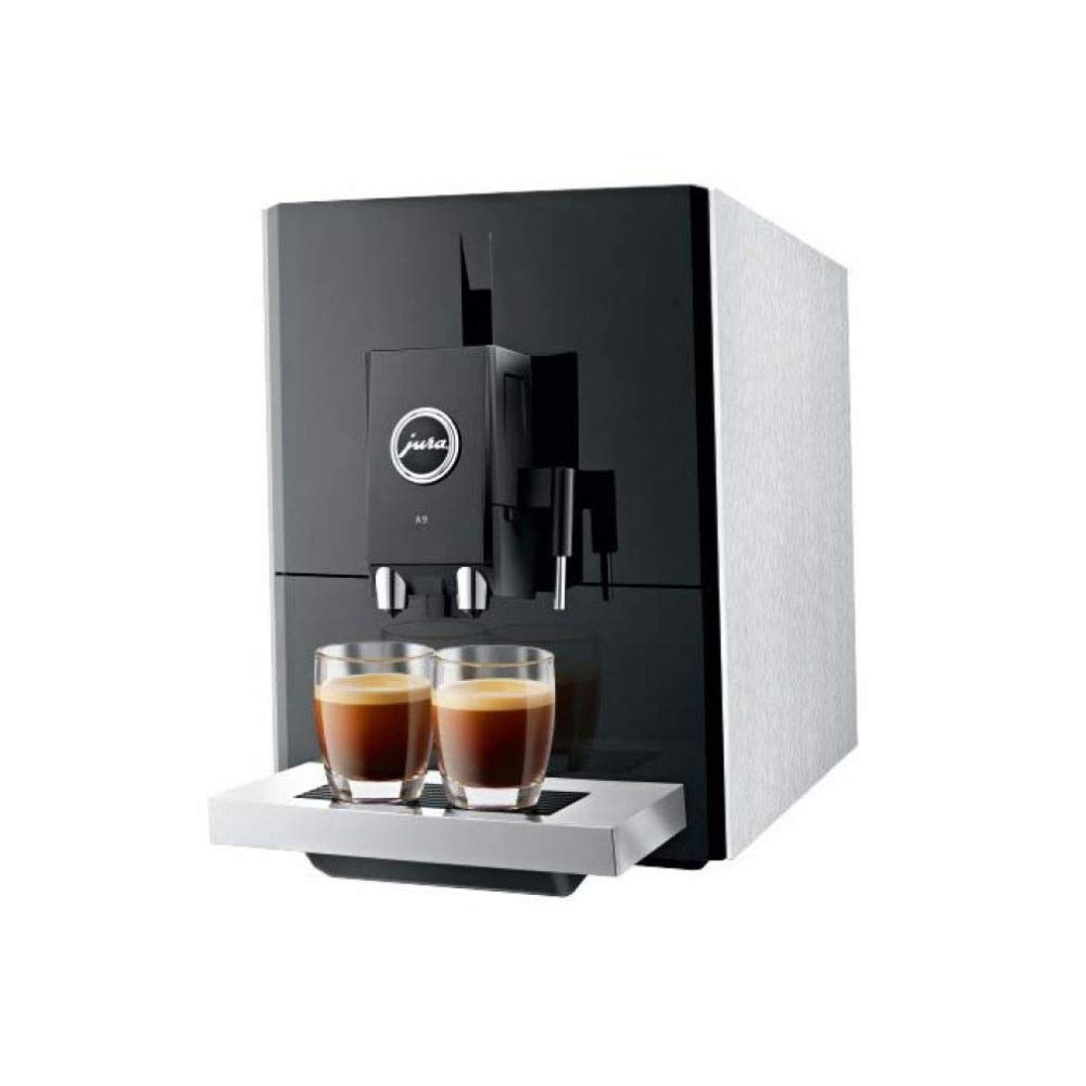 Jura Impressa A9 P.E.P One-Touch Automatic Espresso Machine (Renewed) by Jura