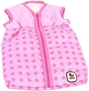 Sternchen pink Puppen & Zubehör Babypuppen & Zubehör Wickeltasche für Puppen