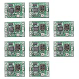 Image of FICBOX 10 Pack Power Module Adjustable MP1584EN DC DC 3A Power Step-down Descending Output Module Converter 24V To 12V 9V 5V 3V