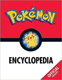 Image result for pokemon encyclopedia