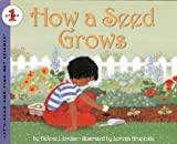 How a Seed Grows, Helene J. Jordan and Helene Jordan, 0833585452