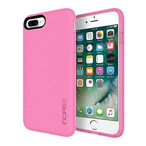 Incipio Haven iPhone 8 Plus & iPhone 7 Plus Case with Precision Engineered Suspension Padding Units for iPhone 8 Plus & iPhone 7 Plus - Highlighter Pink/Candy Pink