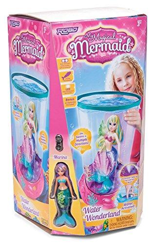 Hawkin Robo My Magical Mermaid Play Set