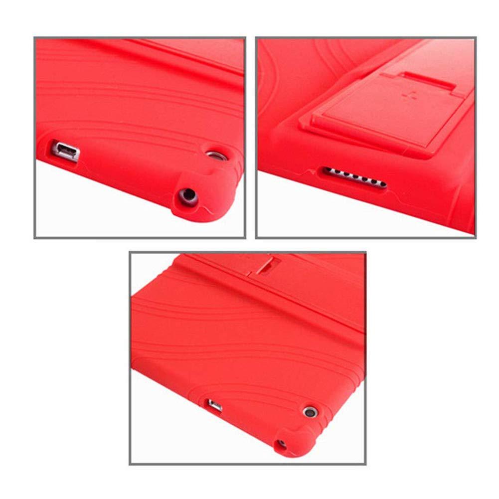 Yudesun Funda para Huawei MediaPad T3 10 Soporte Silicona Suave Skin Bolsa Delgado Caucho C/áscara Protector Cubrir Funda para Huawei MediaPad T3 10 AGS-W09 9.6 Tablet