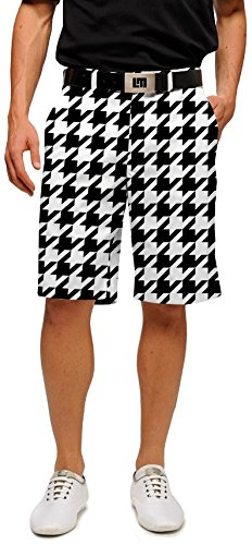 loudmouth-golf-mens-shorts-oakmont-houndstooth-size-36
