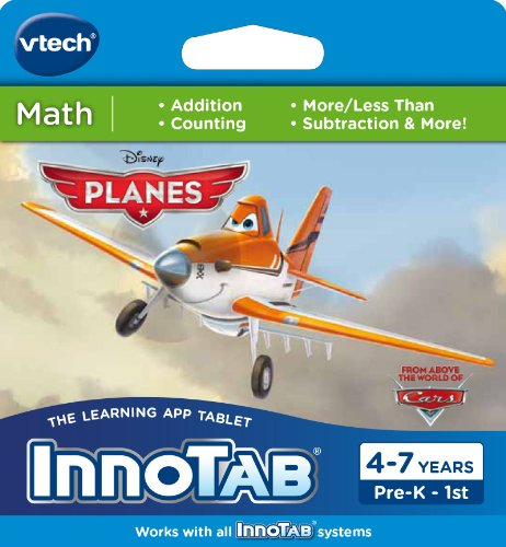 Higher Practice Book - VTech InnoTab Software, Disney's Planes