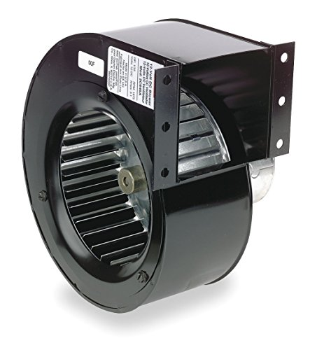 (Dayton Model 2C646 DC Blower, Degrees_Fahrenheit, to Volts, Amps, ()