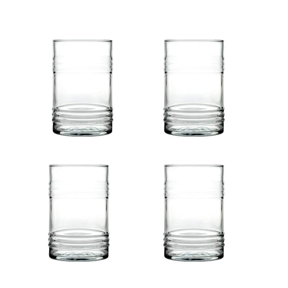 JD Glass Co. Glass Can 5 oz - 4 Pack