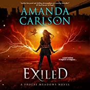 Exiled: Phoebe Meadows, Book 3 | Amanda Carlson