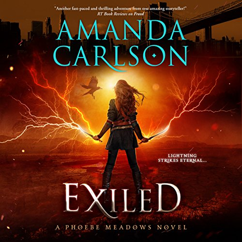 Exiled: Phoebe Meadows, Book 3