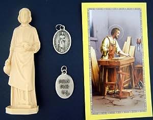 st joseph statue home seller selling kit saint house figurine and instruction. Black Bedroom Furniture Sets. Home Design Ideas